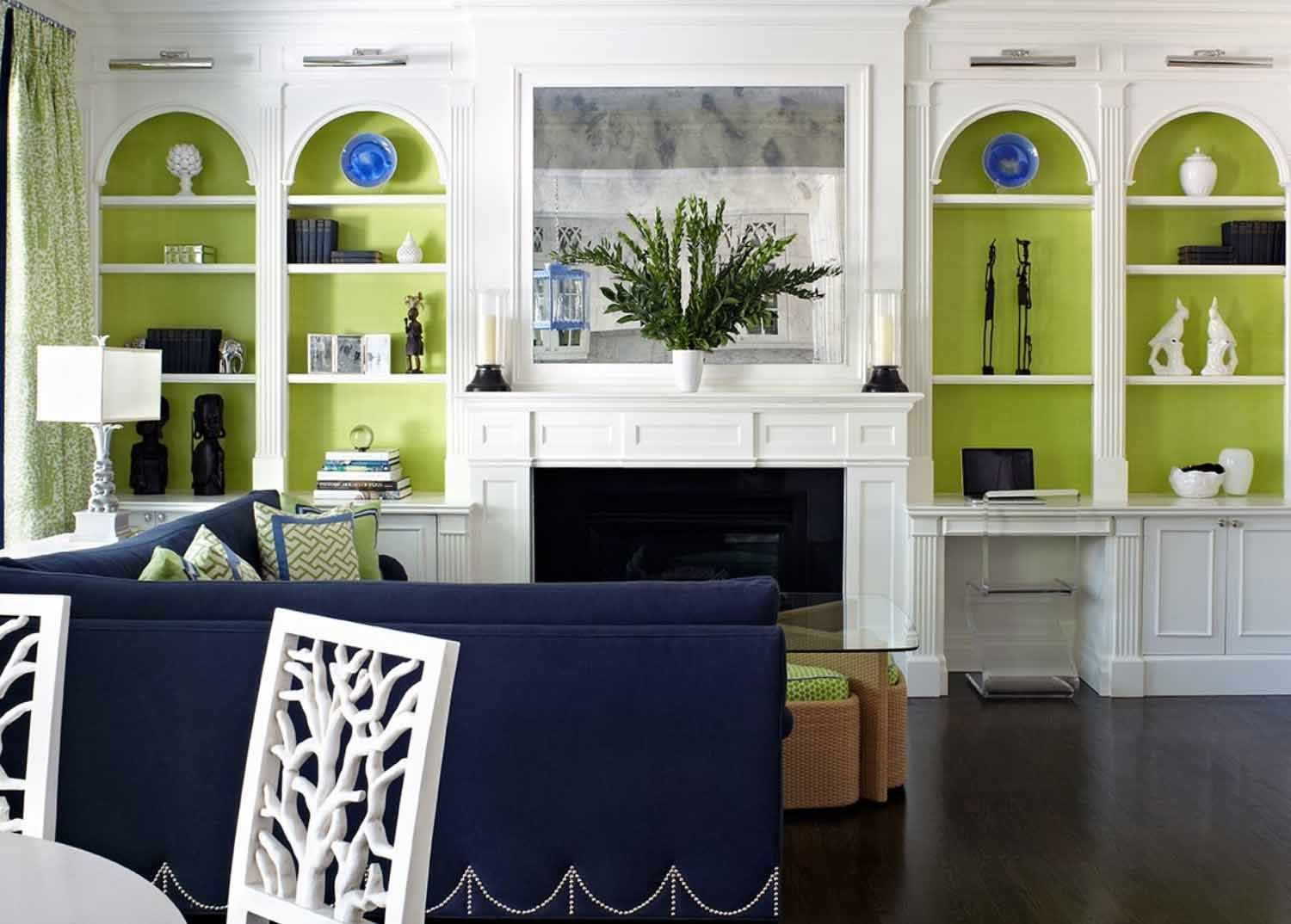 Best Color Family Room