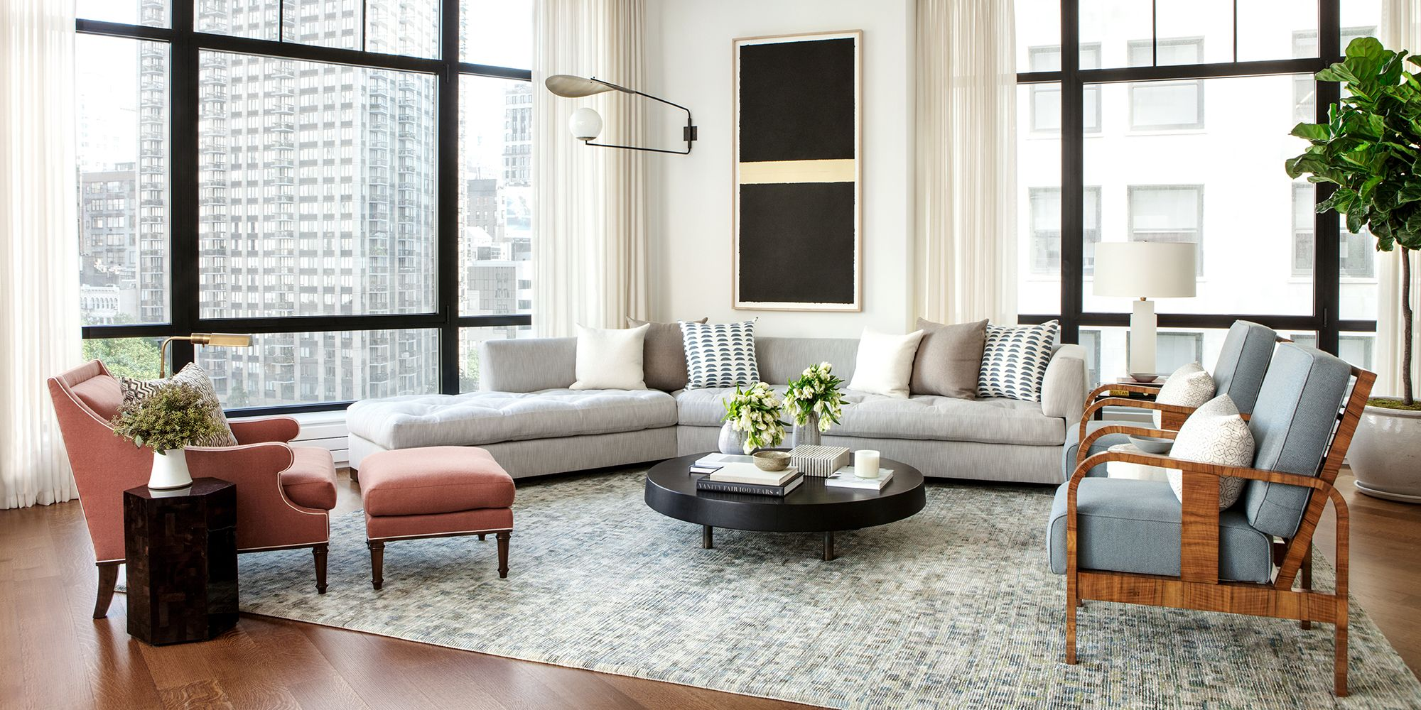 30 Living Room Furniture Layout Ideas