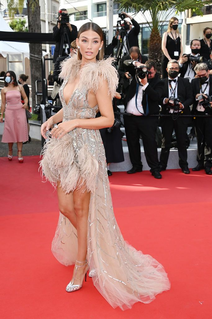 tout s'est bien passe everything went fine red carpet the 74th annual cannes film festival
