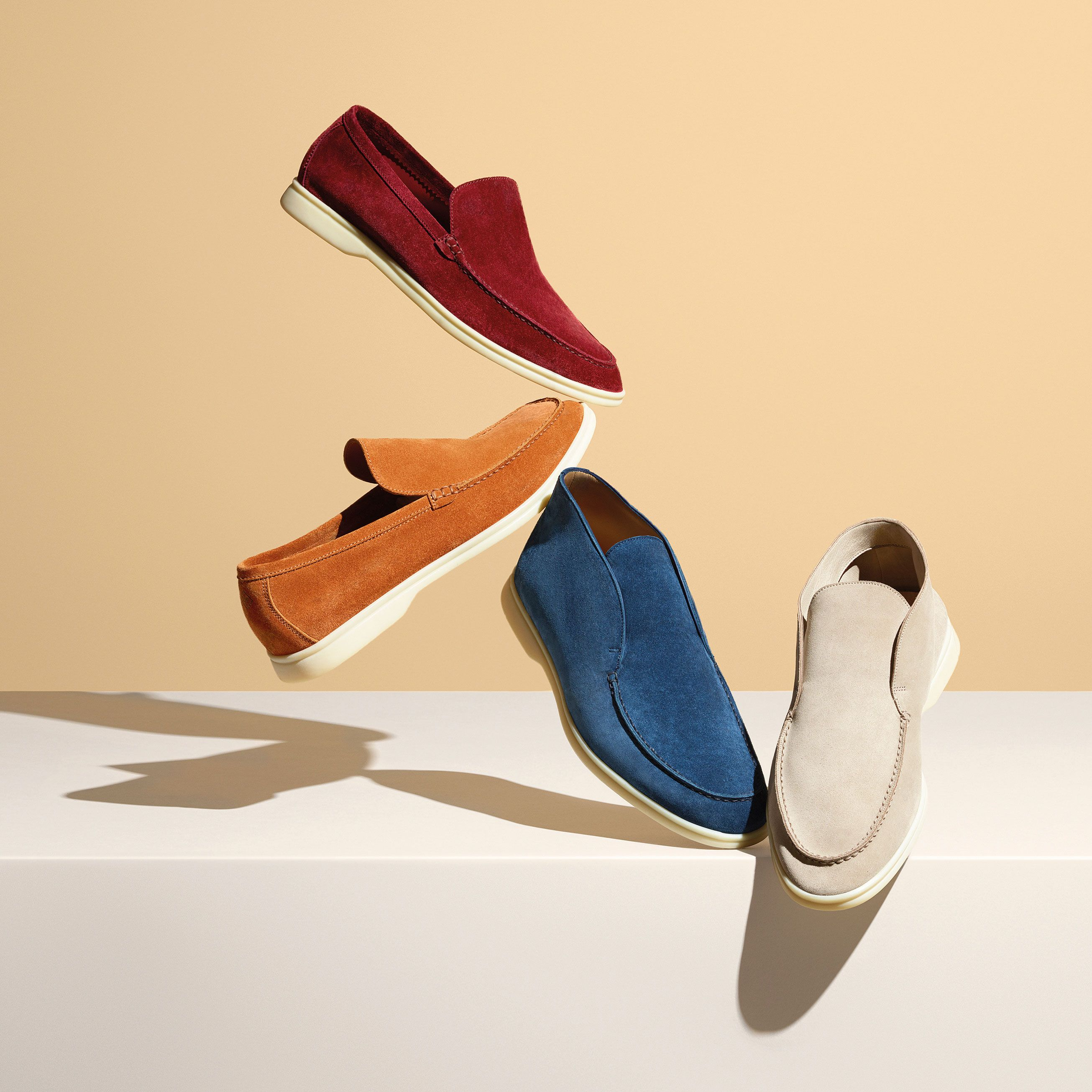 How The Loro Piana Open Walk And Summer Walk Shoes Became