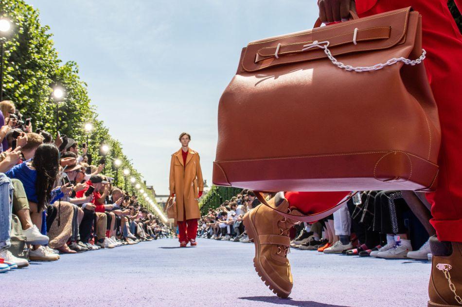 Louis Vuitton hombre primavera verano 2019