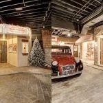 This Potomac Mansion S Basement Looks Like Disneyland S Main Street During Christmas