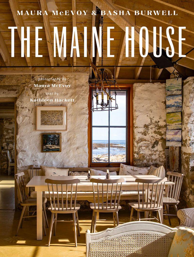 maine house book