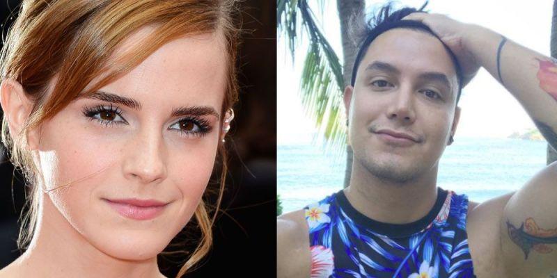 This Male Makeup Artist S Emma Watson