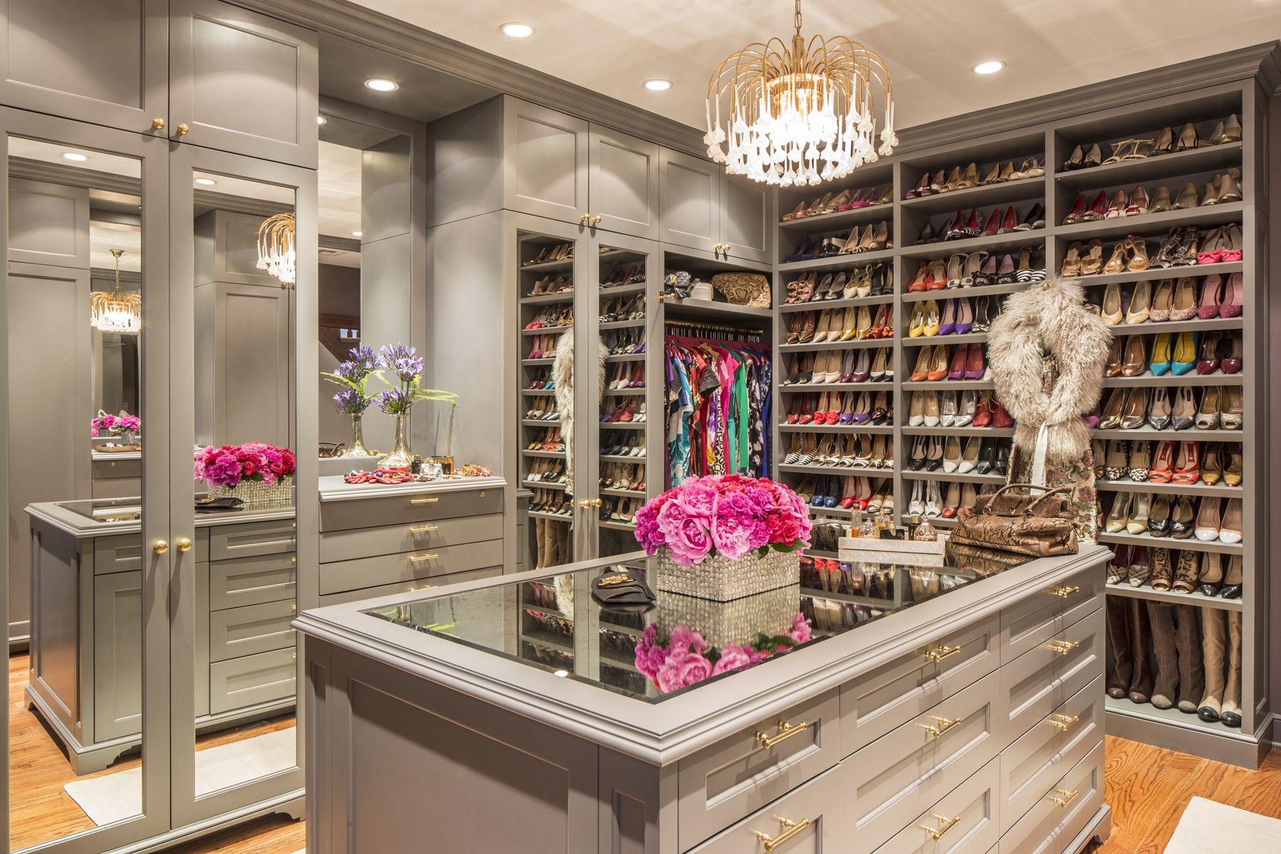 20 Great Walk In Closet Ideas Stunning Large Custom Closet Designs