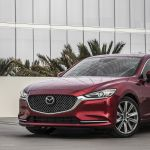 2019 Mazda 6 Loses Manual Transmission Option