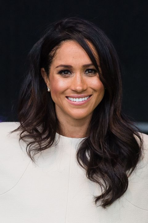 Curly Hairstyles - Meghan Markle