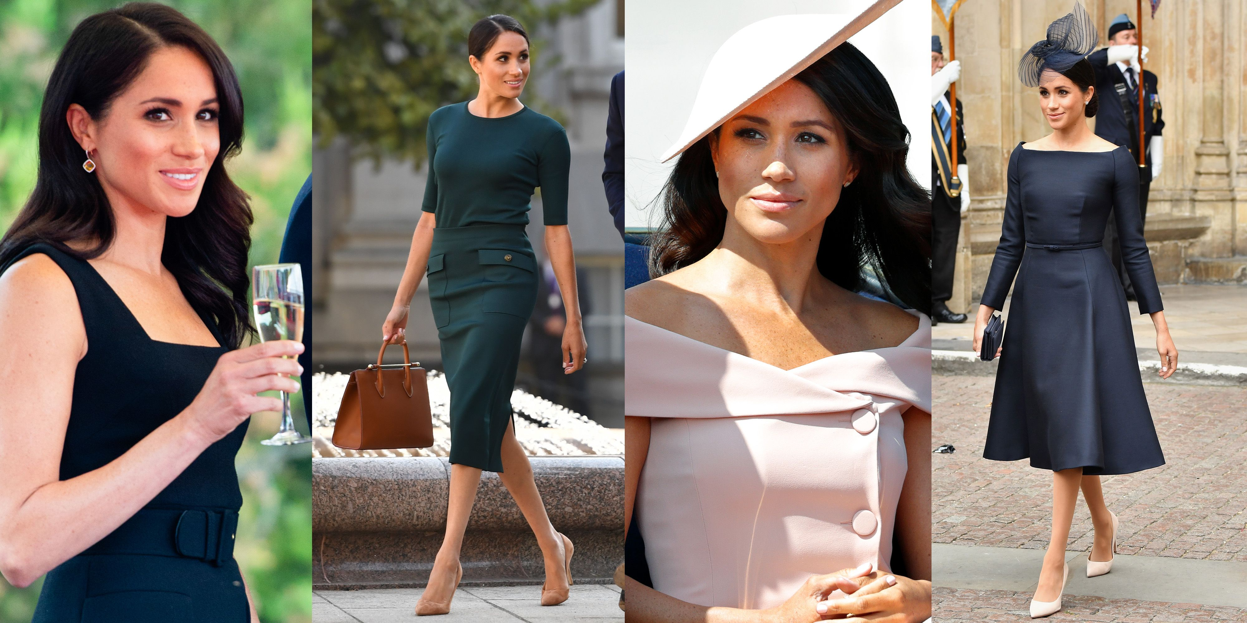 Meghan Markles First 100 Days In The Royal Family As The