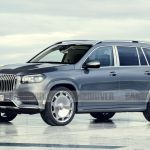 Mercedes Maybach Gls Confirmed Ultra Luxury Suv To Be U S Built
