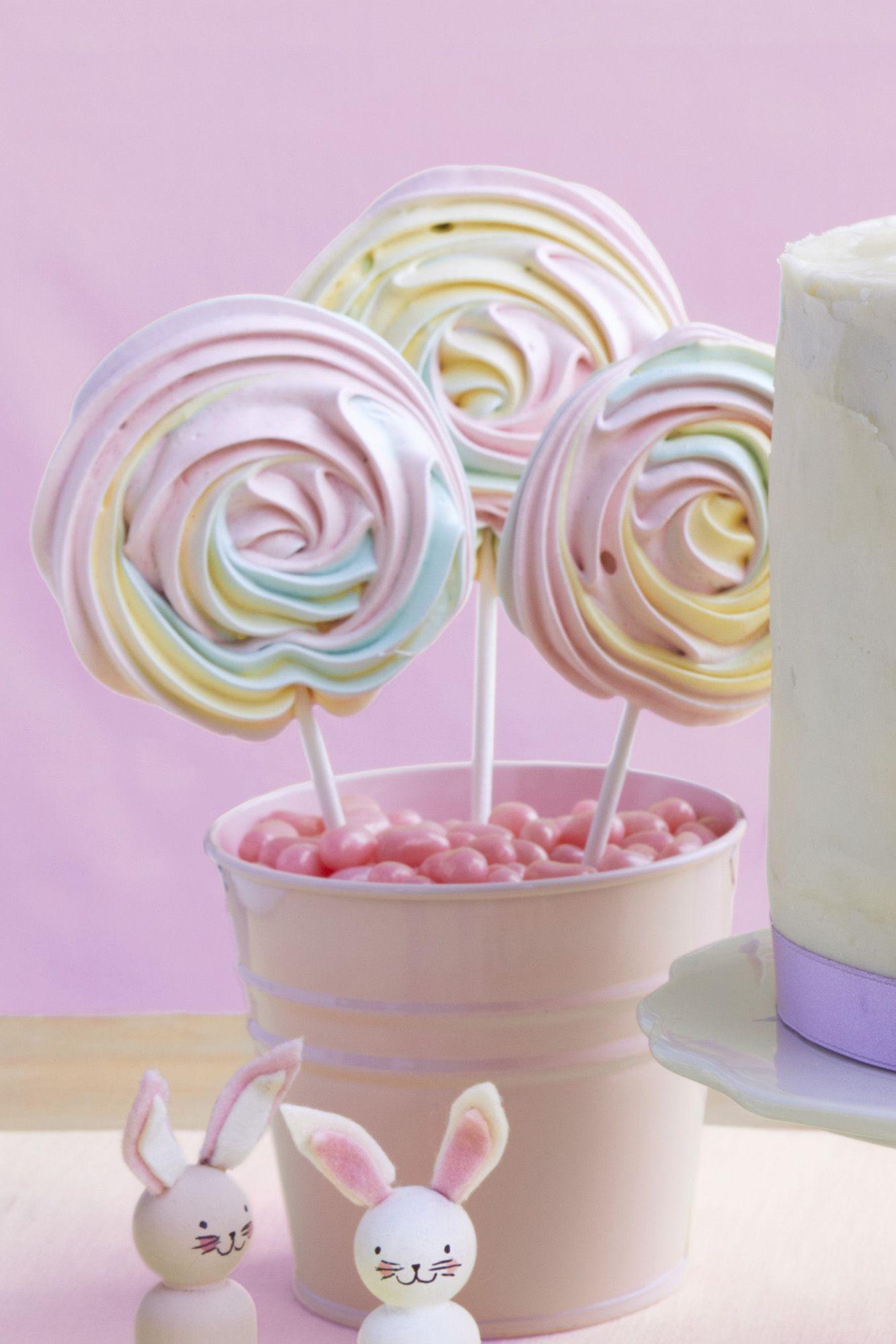 How To Make Meringue Pops Best Meringue Pops Recipe