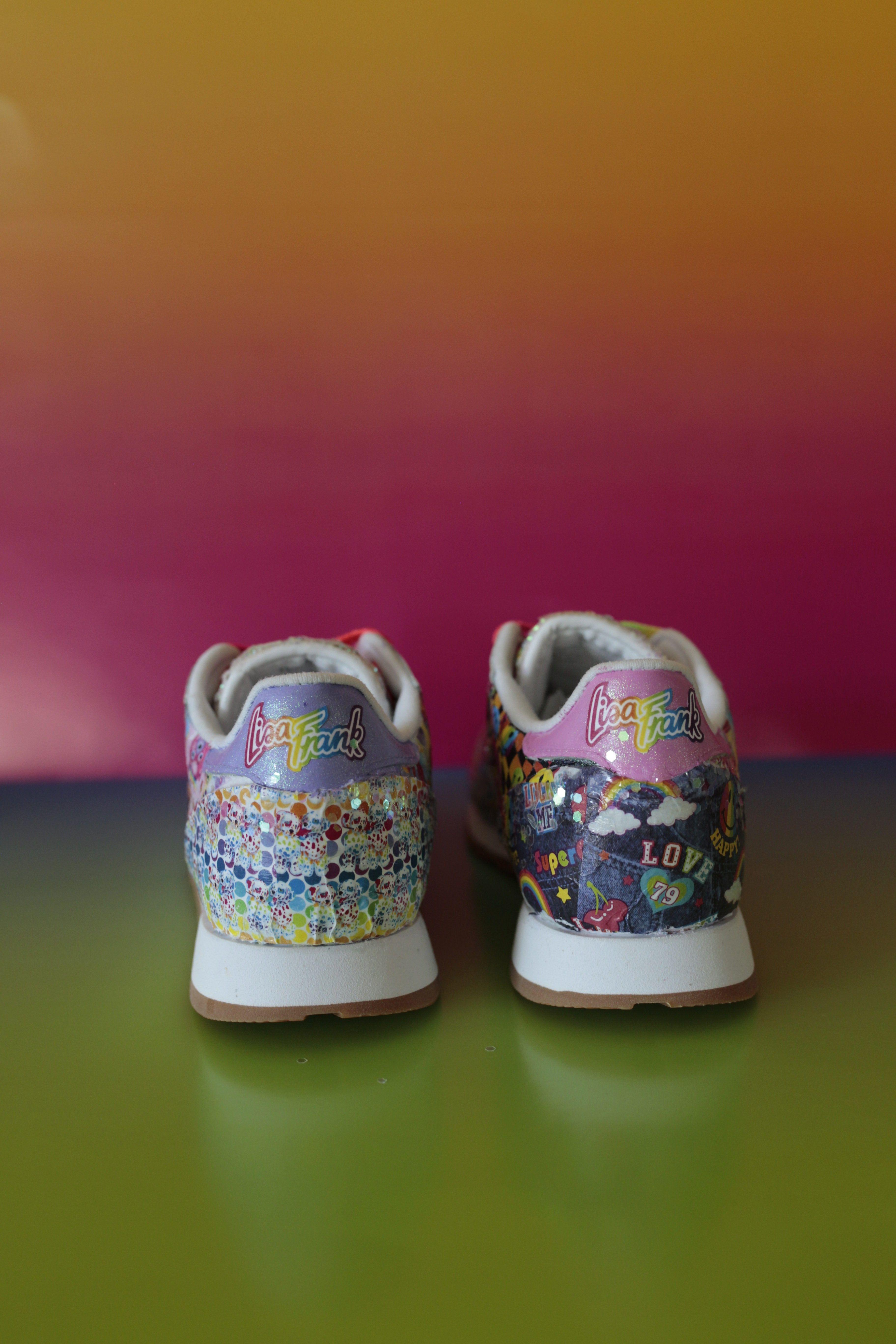 lisa frank sneakers