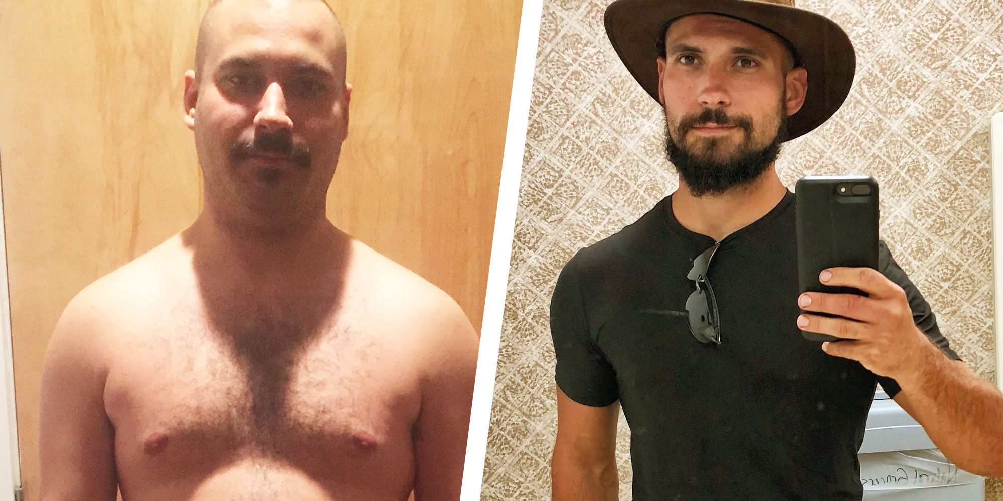 Two Trendy Diets Helped This Guy Lose 60 Pounds and Win a