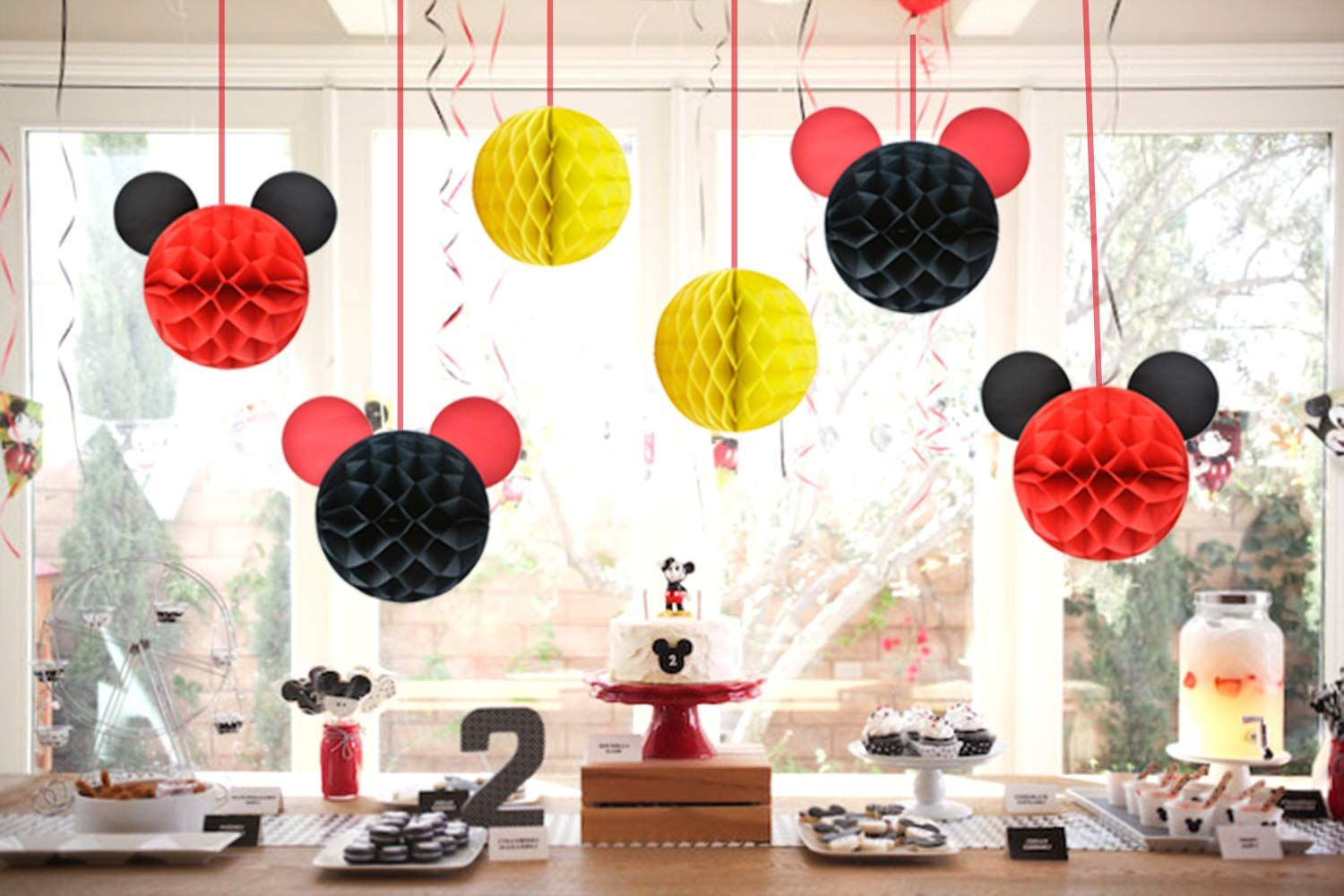20 Mickey Mouse Birthday Party Ideas How To Throw A Mickey Mouse Themed 1st Birthday
