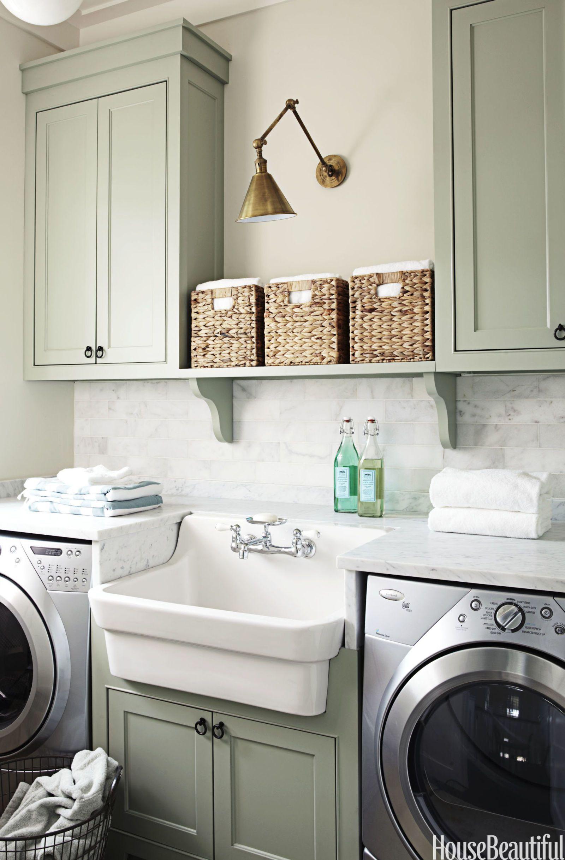 15 Small Laundry Room Ideas Small Laundry Room Storage Tips