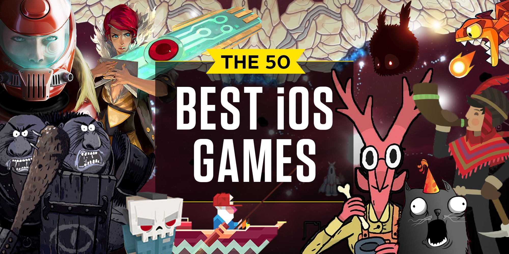 Best iOS Games   New iPhone Games 2017 image