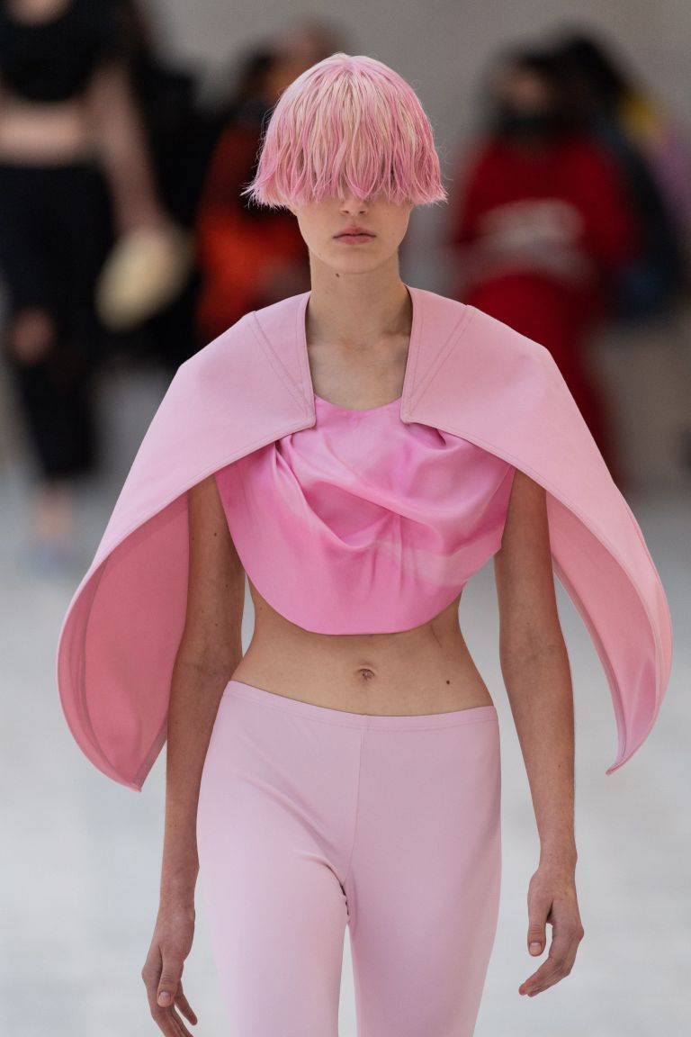 All the Best Looks from Paris Fashion Week SS22