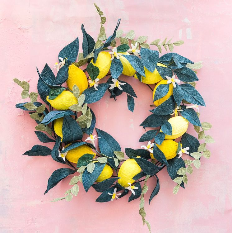 mothers day ideas during quarantine   wreath