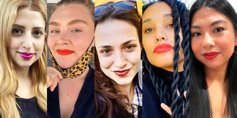The Best Mask-Proof Lipsticks That Won't Smudge Or Transfer