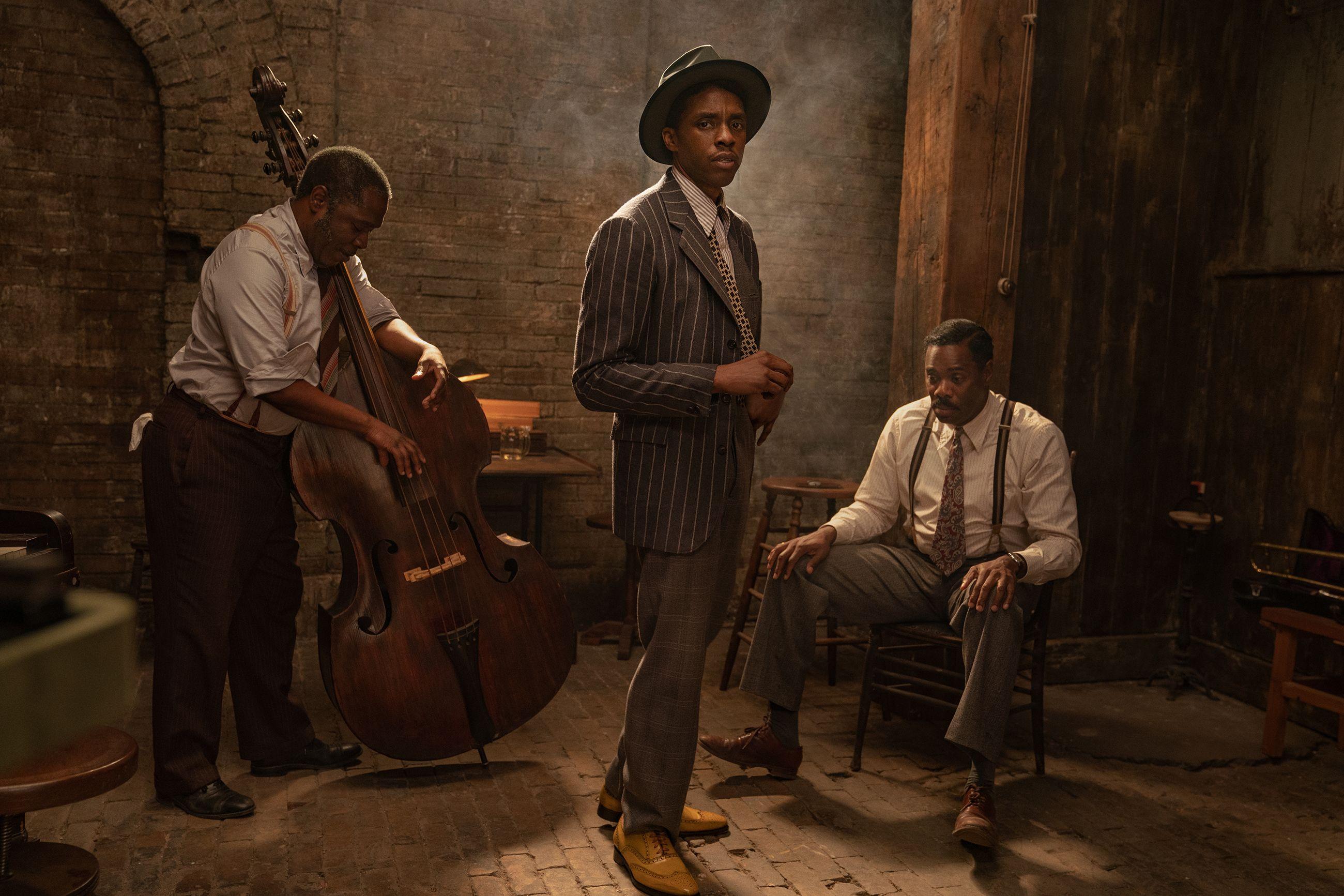 Chadwick Boseman Posthumous Awards Season
