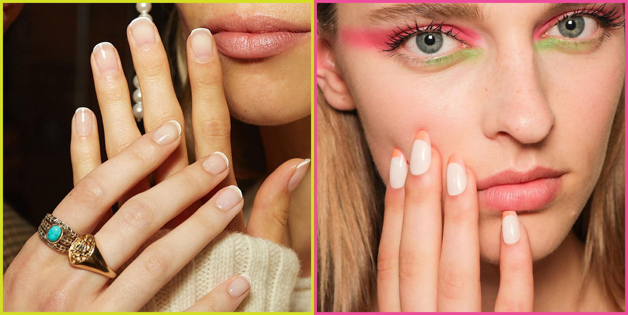 15 Best Spring 2020 Nail Trends From Fashion Week Runways