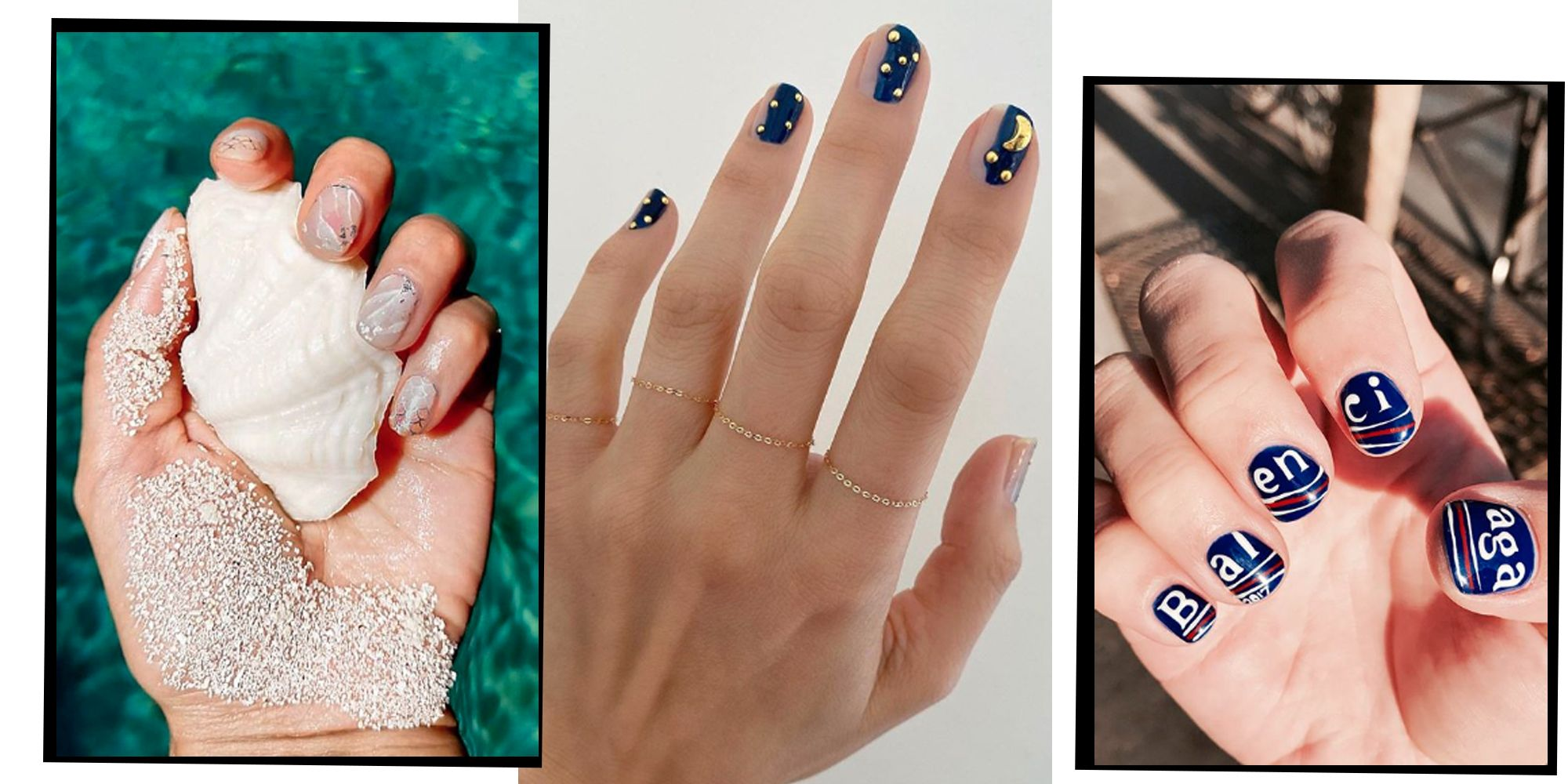 Nail Trends 2020 The Nail Art Trends To Try As Predicted By The