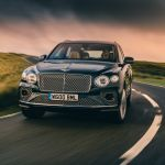 2021 Bentley Bentayga First Drive A Dash Of Improvement Not That It Needed Much