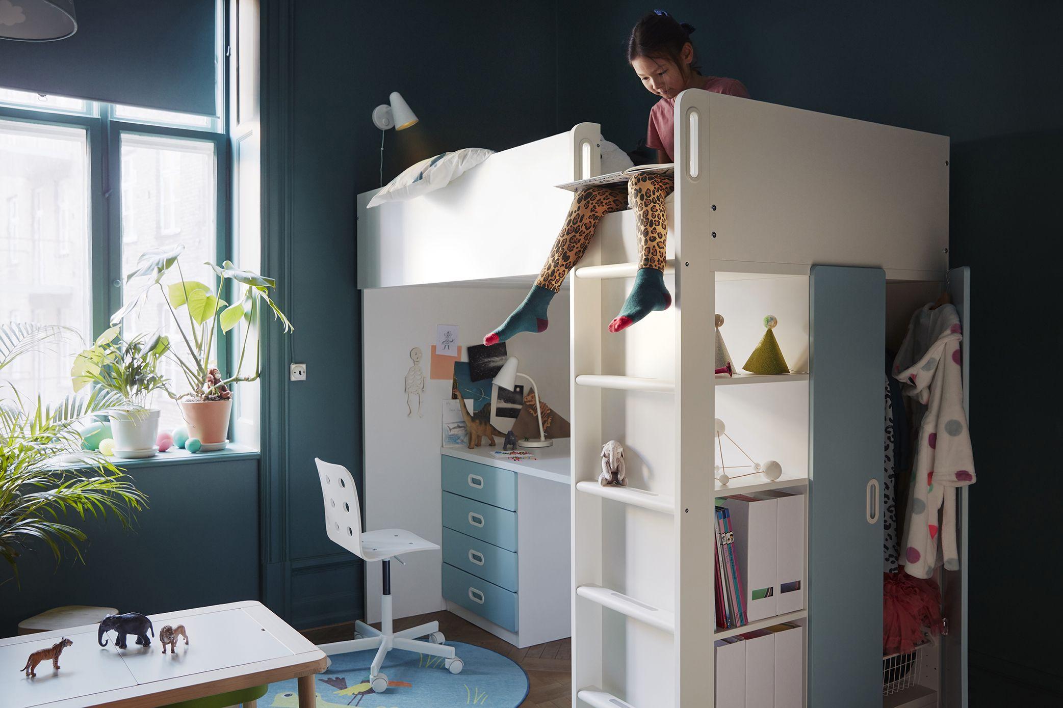 8 Ideas Para Cuartos De Niños Que Nos Trae Ikea En El