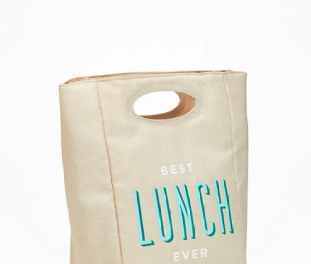 Graduation Gifts For Him And Her Graphic Canvas Lunch Tote