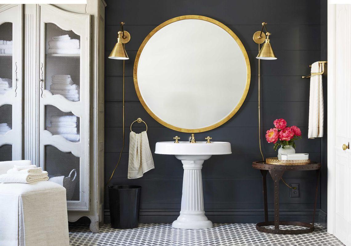 Bathroom Paint Colors Navyrbk_