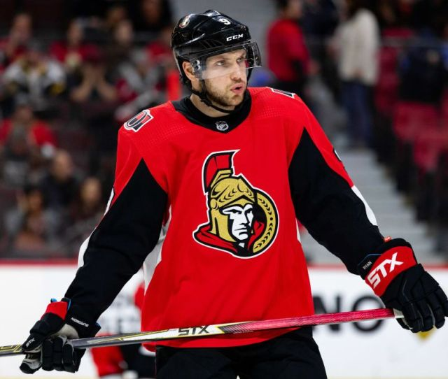 Bobby Ryan Scores Hat Trick In Home Game After Starting Recovery
