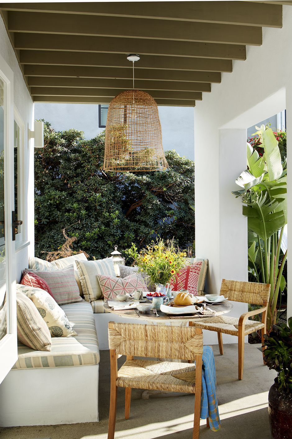 36 Gorgeous Outdoor Rooms Outdoor Room Decor Ideas