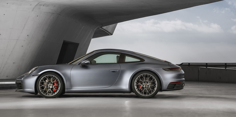Porsche 911 Hybrid 992 Hybrid Not Yet Set For Production