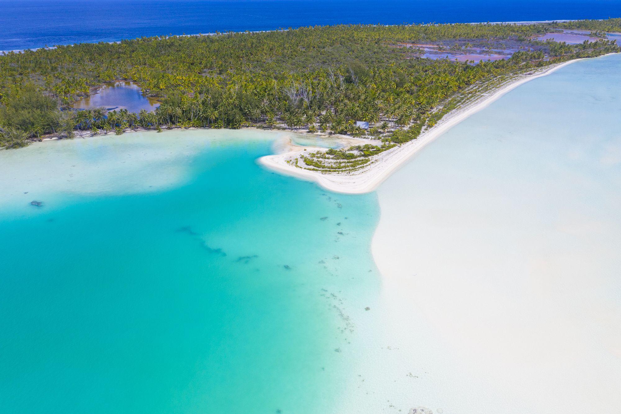 8 Most Beautiful White Sand Beaches Around The World 2020