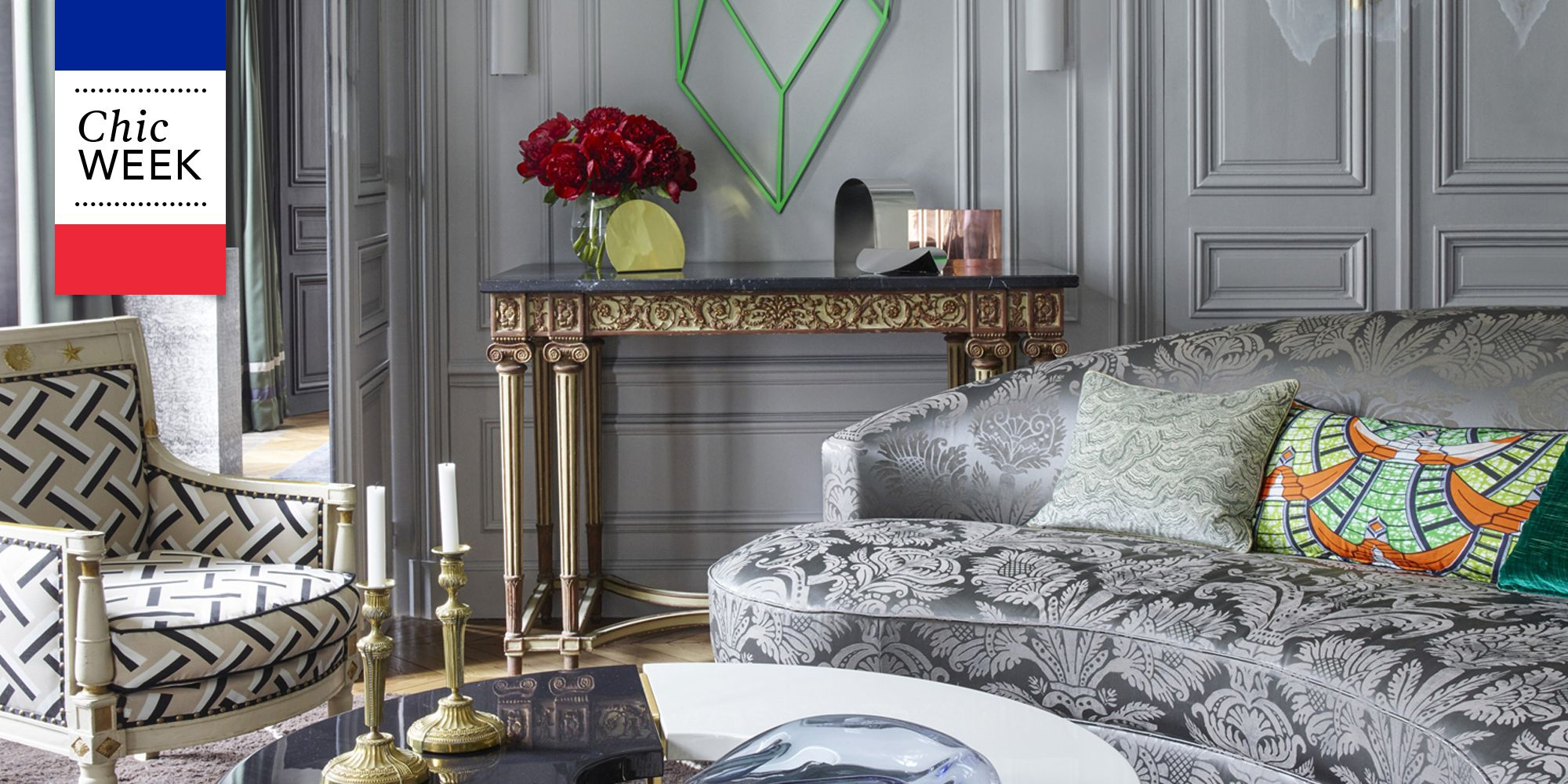 rooms in paris french style homes