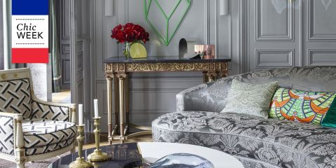 20 Of The Most Stylish Rooms In Paris