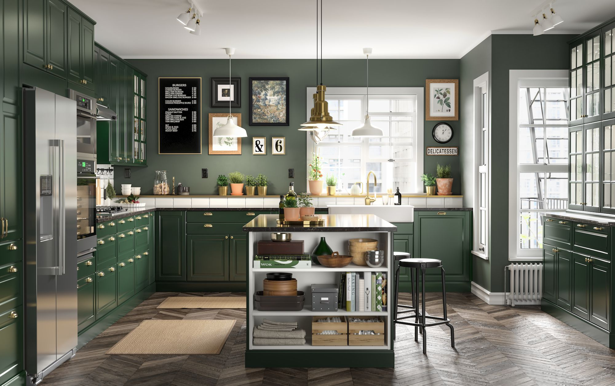 10 kitchen design questions answered