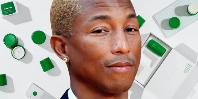 Pharrell Williams Is Launching A Skin Care Line