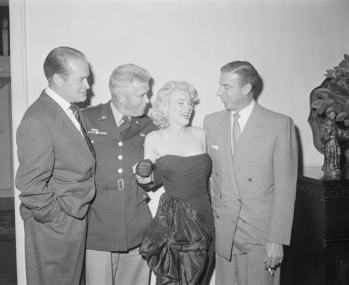 Party at Bob Hope's Home