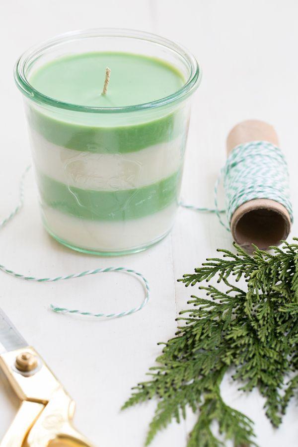 Vert, bougie, feuille, plante, herbe, nourriture, à base de plantes, décorations de noël