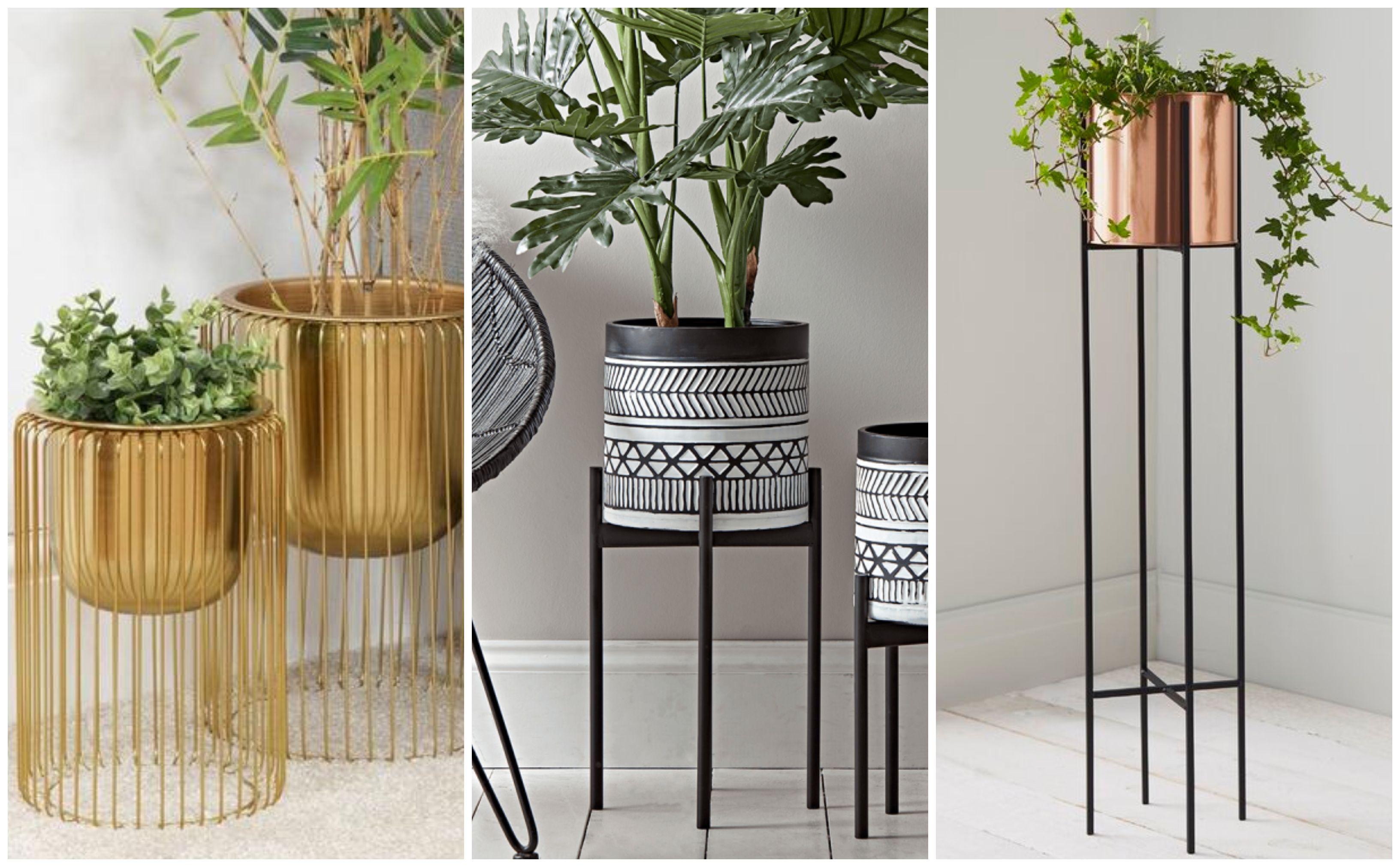 Best Indoor Plant Pot Stands Plant Stands Planter On Legs