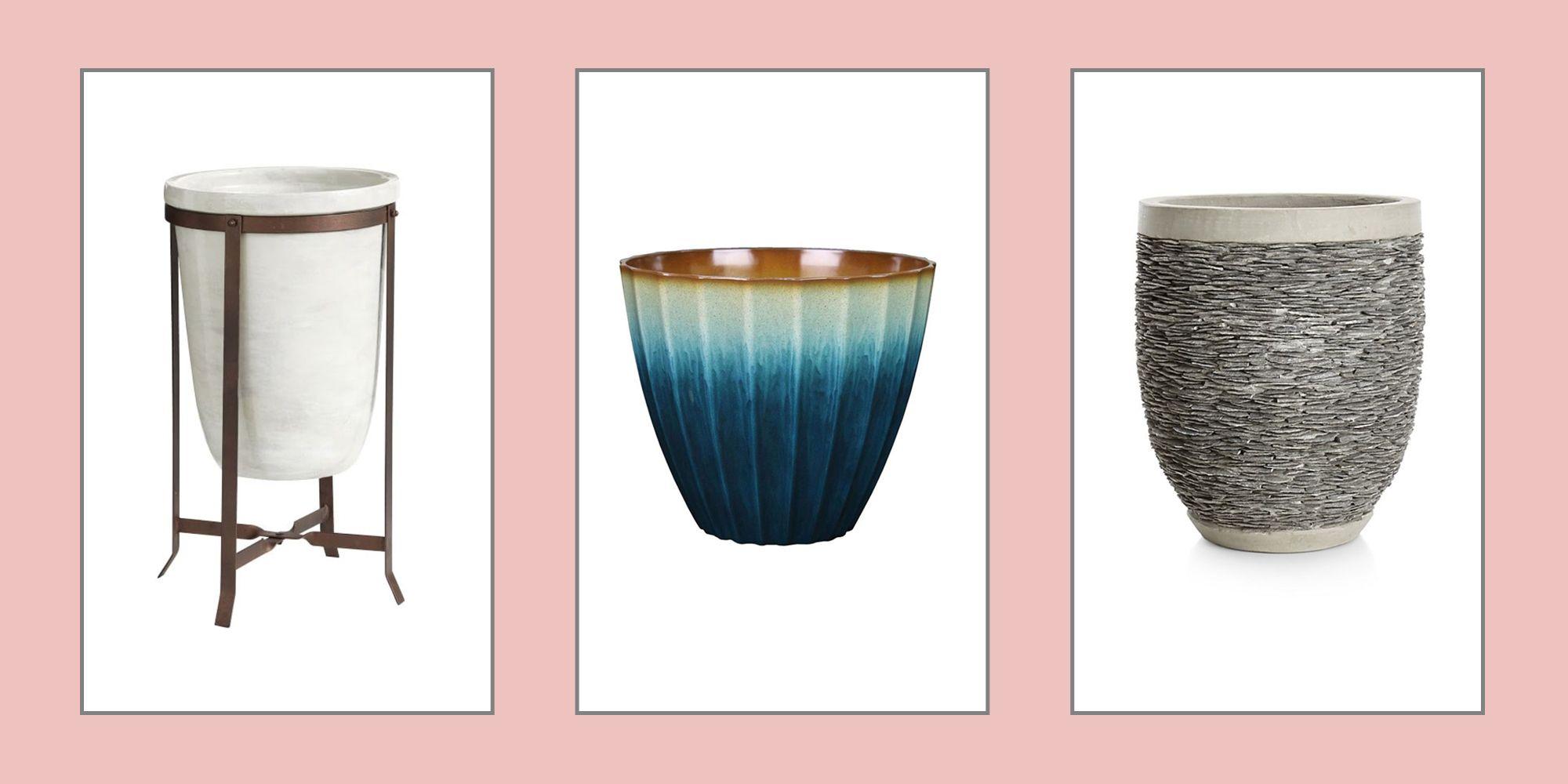 Stylish Plant Pots Best Pots For House Plants