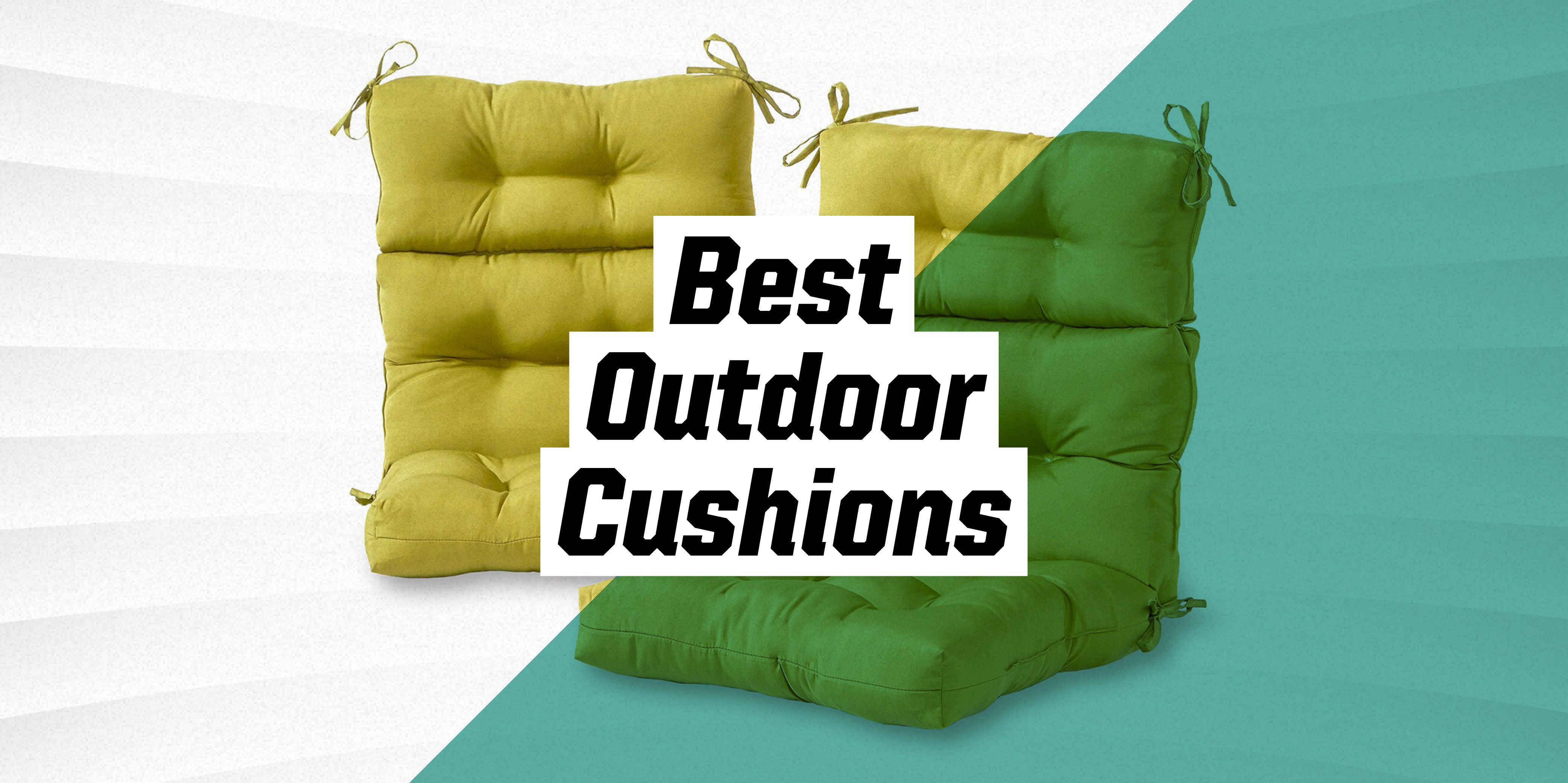give your furniture a refresh with these attractive outdoor cushions