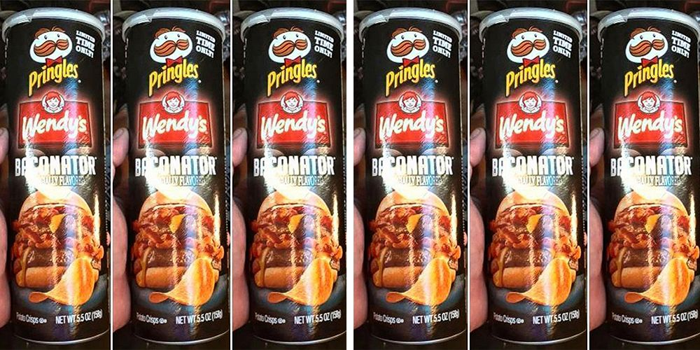 Pringles and Wendy's Have Partnered to Create New