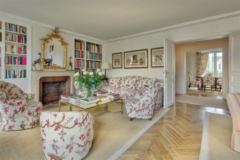 Lee Radziwill Paris Apartment For Photos Of