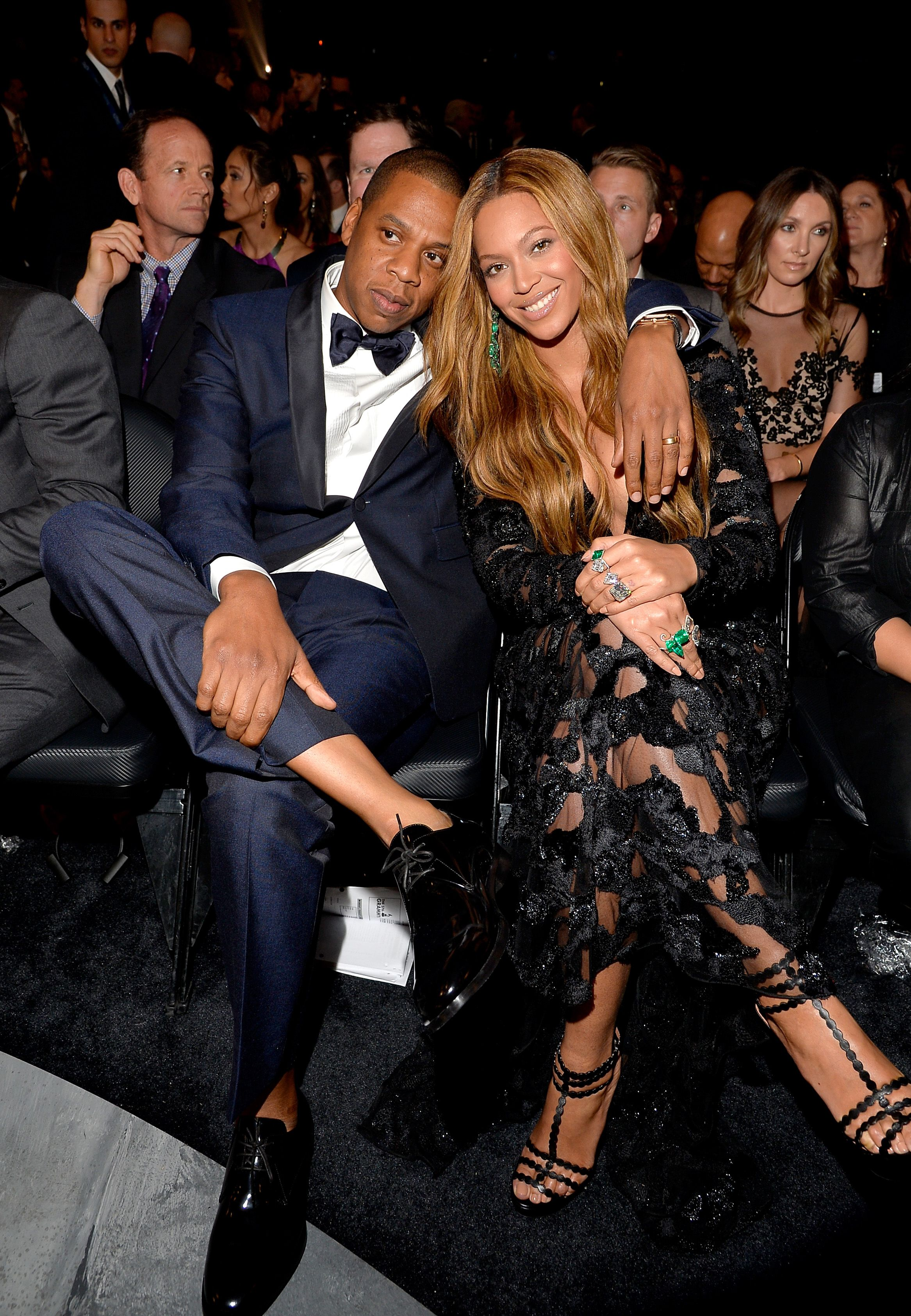 beyonce and jay z s oscars after party