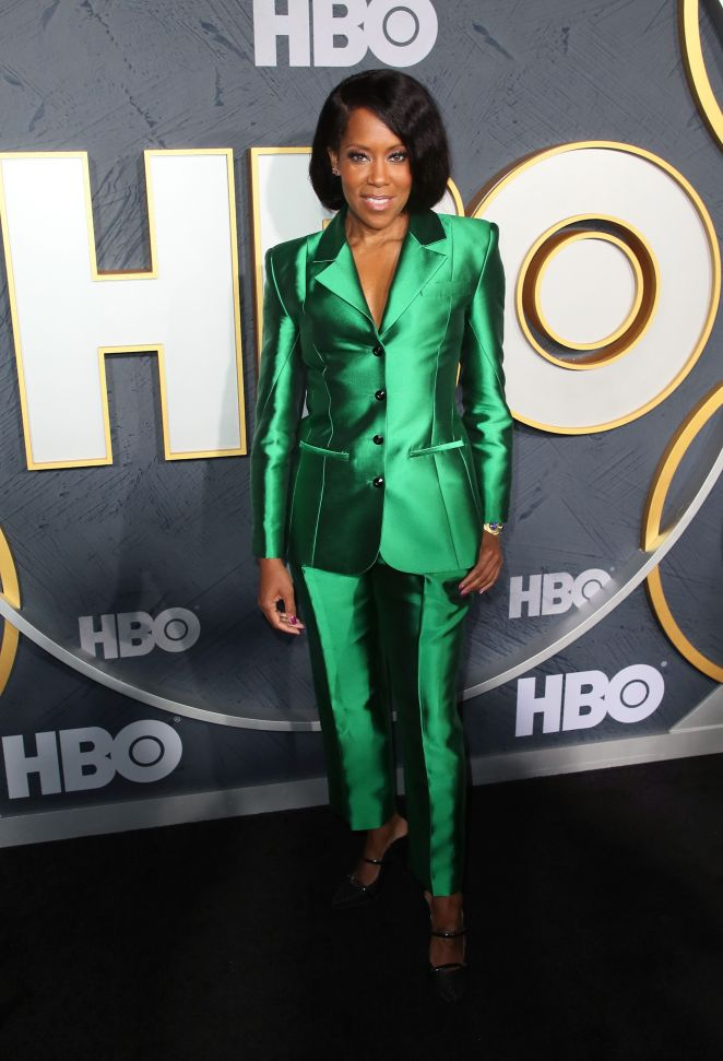 Image result for REGINA KING AT HBO'S POST EMMY AWARDS RECEPTION, 2019