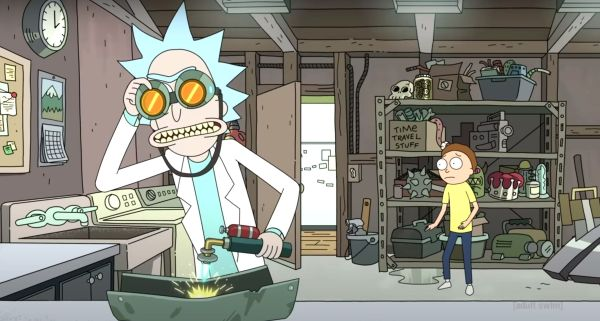 ricky and morty temporada 4 episodio 8