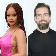 Rihanna and Twitter CEO Jack Dorsey Donate .2 Million to Help Domestic Violence Victims in Los Angeles Amid Coronavirus Lockdown