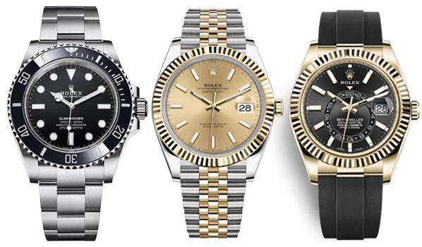 rolex new watches 2020
