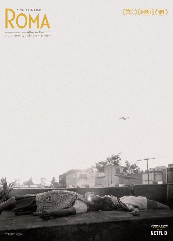 Resultado de imagen para roma pelicula poster